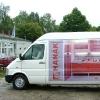 Kisteherautó dekorációja öntapadós fóliával, legyen szállítójárműve figyelemfelkeltő. Mindezt alacsony áron! 4