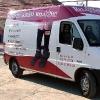 Kisteherautó dekorációja öntapadós fóliával, legyen szállítójárműve figyelemfelkeltő. Mindezt alacsony áron! 6