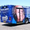 Busz, és szállítójármű dekoráció