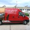 Kisteherautó dekorációja öntapadós fóliával, legyen szállítójárműve figyelemfelkeltő. Mindezt alacsony áron! 13