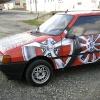 Haszongépjármű dekorációja fóliával, legyen szállítójárműve figyelemfelkeltő. Mindezt alacsony áron! 4
