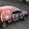 Haszongépjármű dekorációja fóliával, legyen szállítójárműve figyelemfelkeltő. Mindezt alacsony áron! 5
