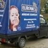 Teherautóra, kamionra, utánfutóra, fotó minőségű, UV Print technológia = időjárásállóság
