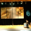 Rendezvény, színpad, sportesemény dekorációk melyeken örömmel használták az UV Print technológiát